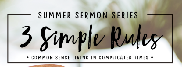 Series: 3 Simple Rules