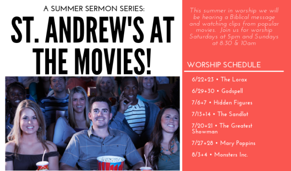 Series: St. Andrew's at the Movies