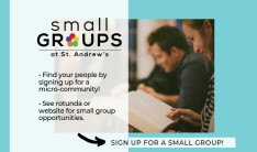 Small Group Sign Up