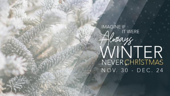 Series: Always Winter Never Christmas