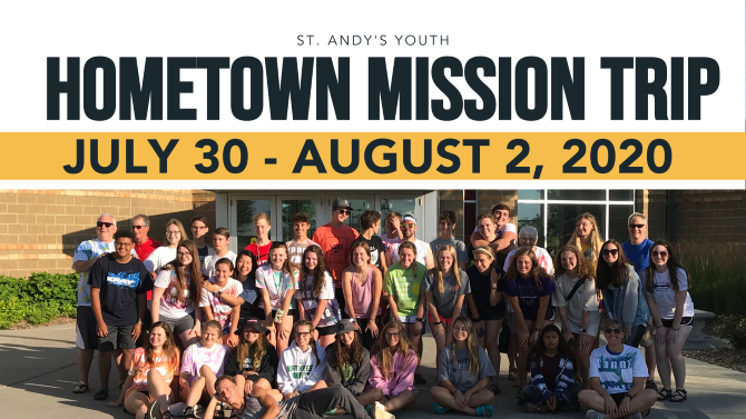 Hometown Mission Trip